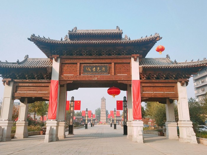 Luoyang has a civilization history of more than 5,000 years