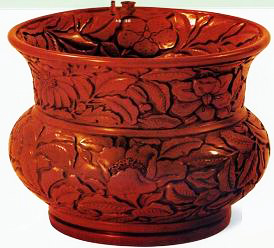 Carved lacquer wares, Beijing Guide, Beijing Travel