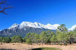 Jade Dragon Snow Mountain (Yulong Xue Shan )