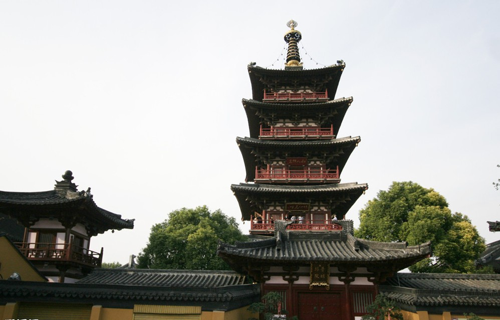 Hanshan Temple (Cold Mountain Temple)
