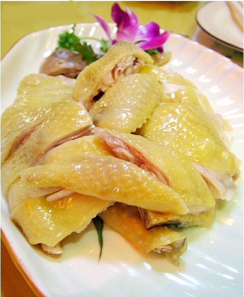 The Plain Chicken,  Guangzhou Guide, Guangzhou Travel