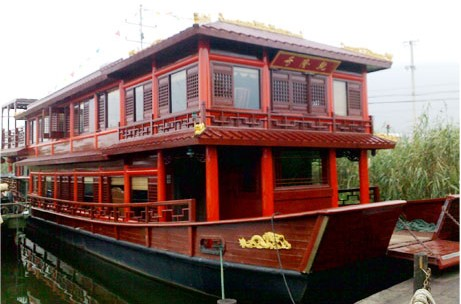 Boat, Suzhou Guide, Suzhou Travel