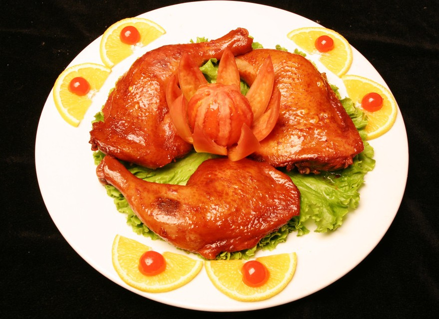 Baggers Chicken , Suzhou Guide, Suzhou Travel