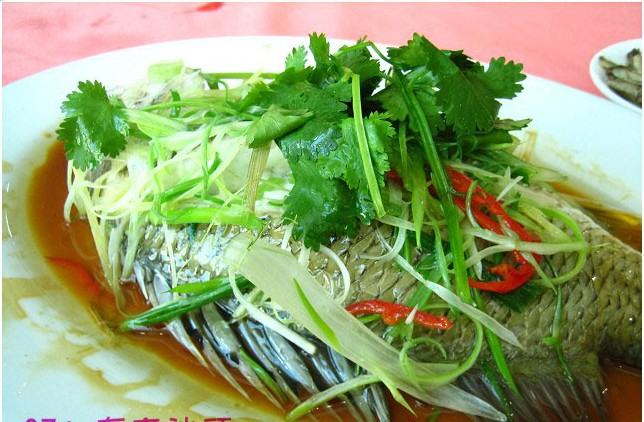 Steamed White Fish, Suzhou Guide, Suzhou Travel