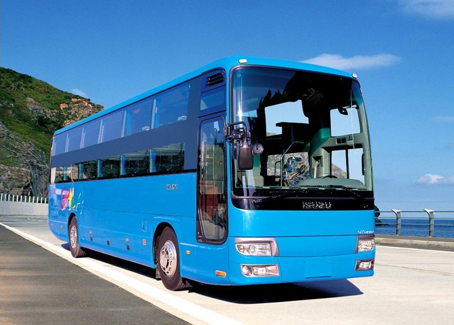 Long Distance Bus, Shangri-la Guide, Shangri-la Travel