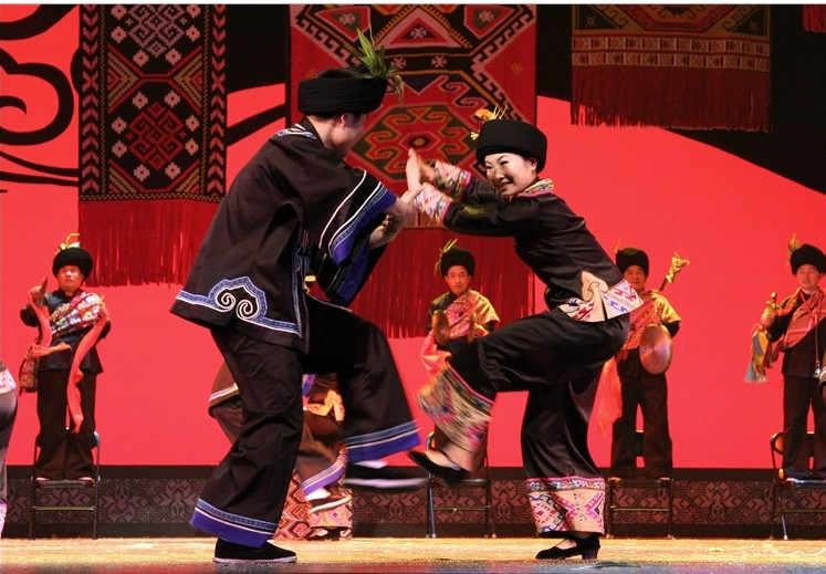 Music and Dance of the Miaos , Guiyang  Travel, Guiyang  Guide