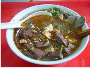 Duck Blood Soup, Nanjing Travel, Nanjing Guide
