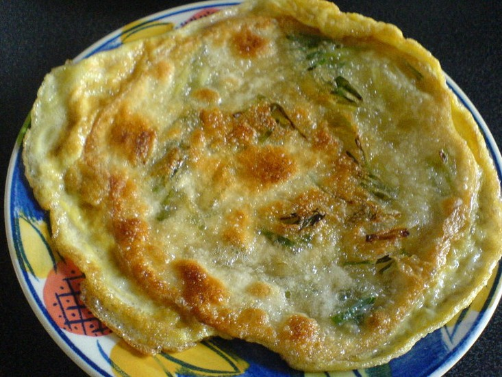 Fried Spring Onion Pancake, Nanjing Travel, Nanjing Guide