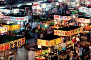 Night Fairs, Kaifeng Travel, Kaifeng Guide