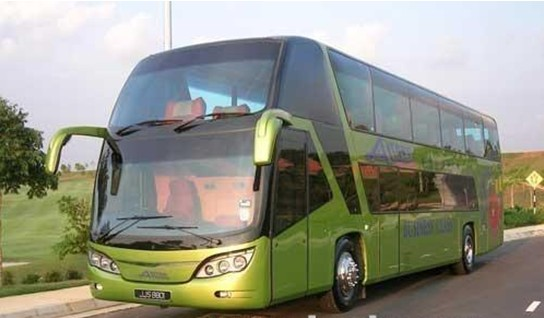 Long-distance Bus, Taiyuan Travel, Taiyuan Guide