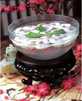 Pearl Soup, Three GorgesTravel, Three Gorges Guide