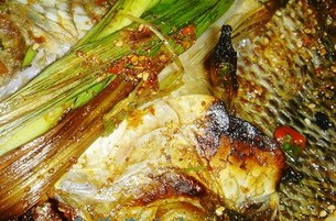 Roast Fish, Xishuangbanna Travel, Xishuangbanna Guide