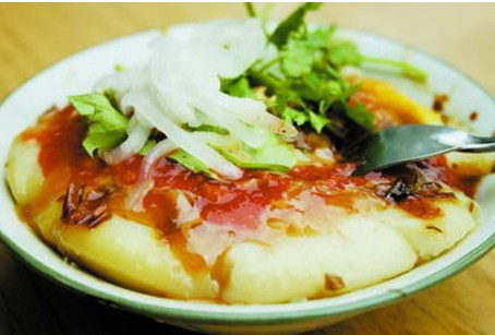 Oil-scallion Cake, Xiamen Travel, Xiamen Guide