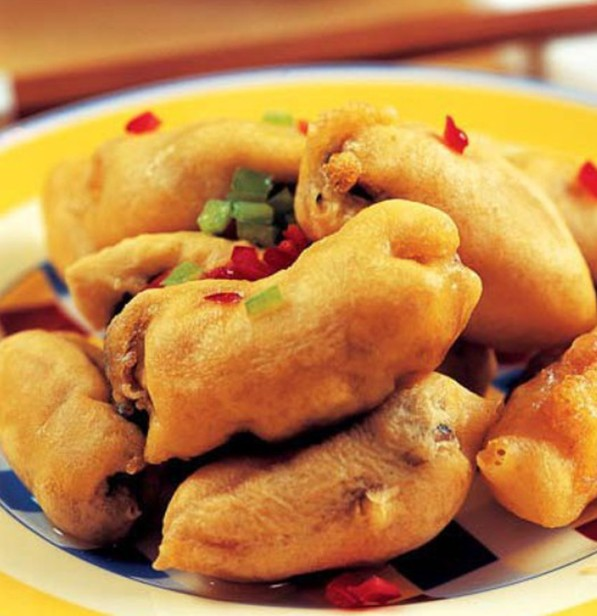 Fried Oyster , Xiamen Travel, Xiamen Guide