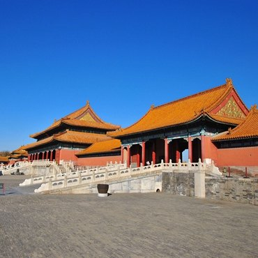 One Day Tour to Badaling Great Wall, Tiananmen Square and Forbidden City