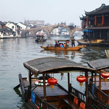 1-day Tour to Zhujiajiao