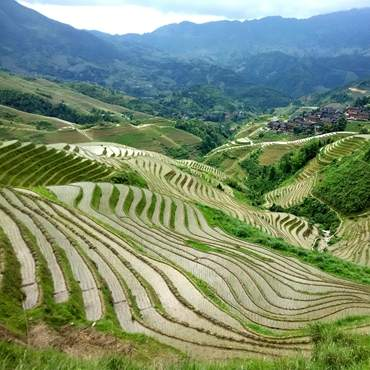 Guilin Farming Experience Tour