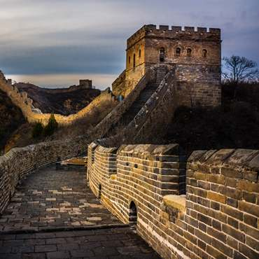 Small Group Iconic Great Wall Hiking Two-day Gubeikou & Jinshanling