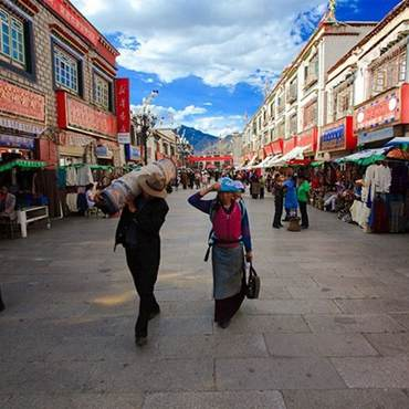 4-day Lhasa Holy City Group Tour