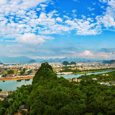 One-day/Half-day Guilin Downtown Landscape & Culture Hike