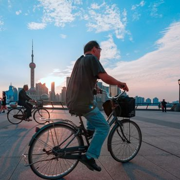 Colorful China Cycling Journey