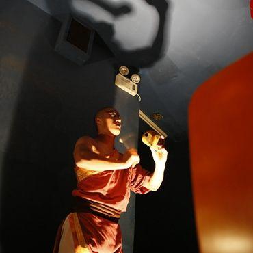 Beijing Night Tour-Bus Tour – Chinese Kungfu Show
