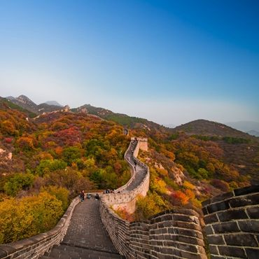 Great Wall Challenge Hiking-One-day Simatai West, Jinshanling to Gubeikou