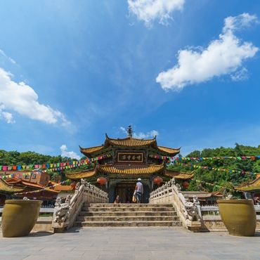 1-day Kunming Tour to the West Hill and Yuantong Temple