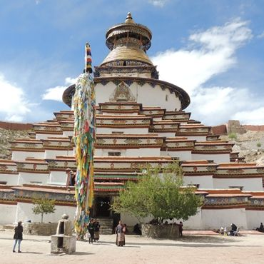 6-day Lhasa Gyangtse Shigatse Ancient City Tour