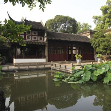 One Day Bus Tour to  Suzhou Lingering Garden & Zhouzhuang Water Village