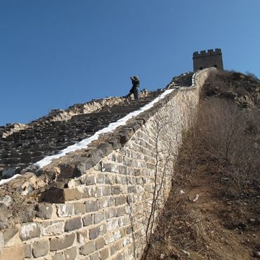 Small Group Highlight of Great Wall Hiking One-day Simatai West