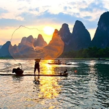 One Day Li River Cruise