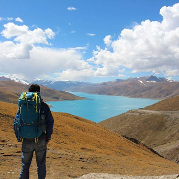Xi'an to Tibet Tour with Trekking from Tsurphu to Yangpancheng in Tibet