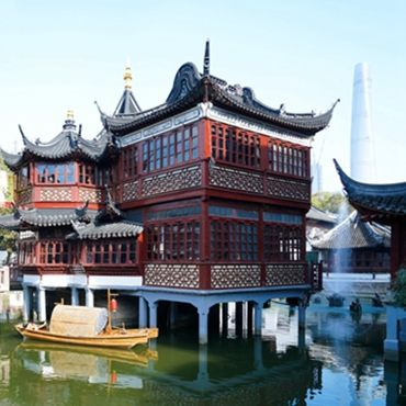 One Day Bus Tour of Charming Shanghai Afternoon and Night Cruise Tour