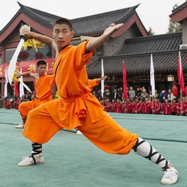 Shaolin Kungfu Experience Tour, from US$533