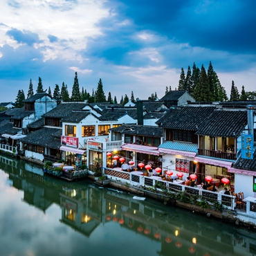 Essence of Old Towns around Shanghai Tour, from US$656
