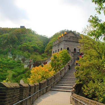Magic Great Wall Hiking- Two-day Jiankou to Simatai West