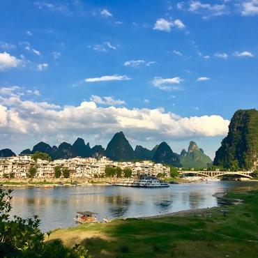 One-day Essential Li River Circle Hike