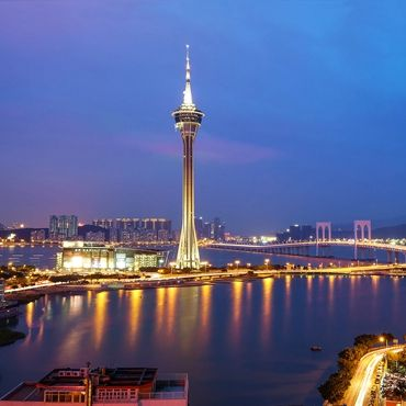 1-day Macau Tour from Hong Kong