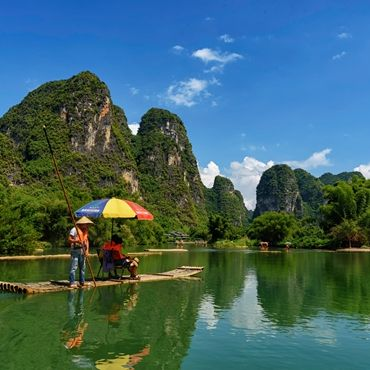 3-day Weekend Guilin Li River Hiking & Yangshuo Tour from HK