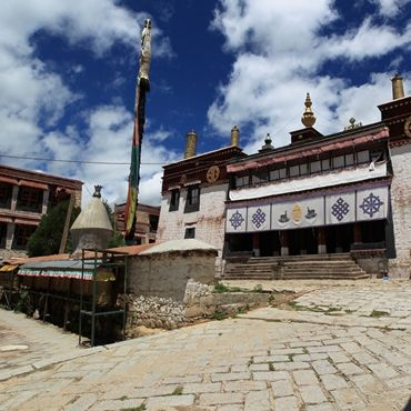 9 day Tibet Tour with Trekking from Tsurphu to Yangpachen