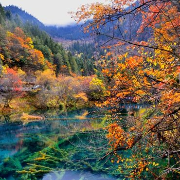 3-day Jiuzhaigou Tour from Chengdu