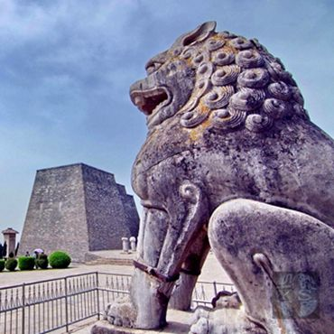 1-day Tour to Qian Mausoleum & Famen Temple