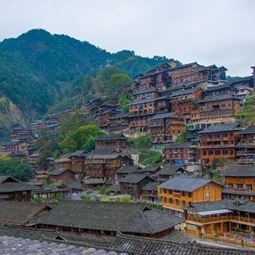 Colorful Ethnic Culture in Guizhou & Guilin