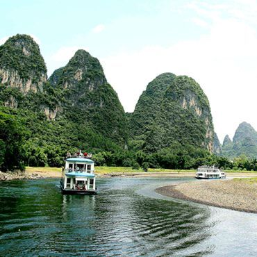 The Golden Triangle Tour to Beijing, Guilin and Shanghai