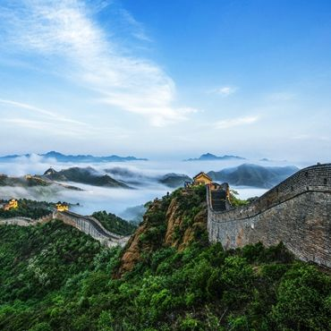 Highlight of Great Wall Hiking-One-day Simatai West to Jinshanling
