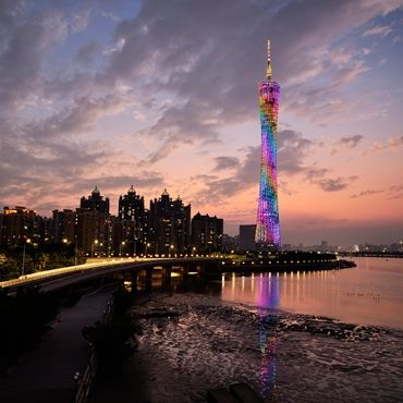 1-day Guangzhou Tour from Hong Kong by Train