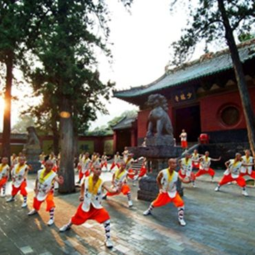 Fantastic Chinese Kungfu Tour