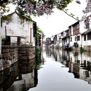 1-day Tour to Zhouzhuang
