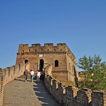 One Day Bus Tour to Mutianyu Great Wall and Ming Tombs